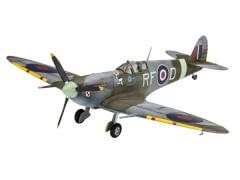 REVELL 03897 Modellbausatz Supermarine Spitfire Mk.Vb 1:72, ab 10 Jahre