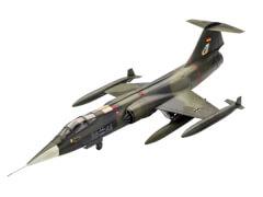 REVELL 03904 Modellbausatz F-104G Starfighter 1:72, ab 12 Jahre
