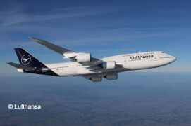 REVELL Boeing 747-8 Lufthansa''New Li