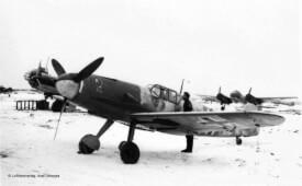 REVELL Messerschmitt Bf109 F-2