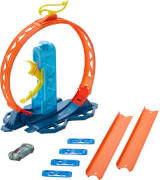 Mattel GLC90 Hot Wheels Track Builder Unlimited Builder Loop Kicker Pack