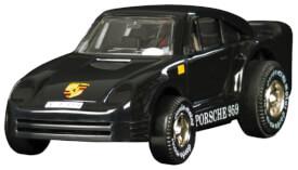 darda Porsche schwarz