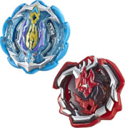 Hasbro E4602EU4 Beyblade Burst SlingShock Single Tops