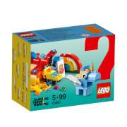 LEGO® 10401 Spaß mit dem Regenbogen, 85 Teile, ab 5 Jahre