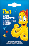 Tinti Badekonfetti Sachet, 6 g, ab 3 Jahren