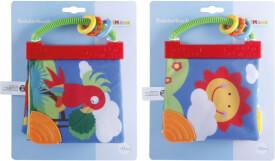 SpielMaus Baby Knisterbuch, 2-fach sortiert