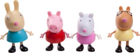 PEPPA 4er Spielfiguren, sortiert