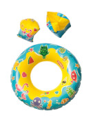 Puppen-Schwimmring und Schwimmflügel