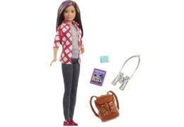 Mattel FWV17 Barbie® Reise Skipper Puppe