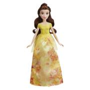 Hasbro E0274 Disney Prinzessin Schimmerglanz Belle, ca. 30 cm, ab 3 Jahren