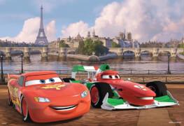 Ravensburger 07554 Puzzle Disney Cars Lightning McQueen&seine Freunde 2x12T.