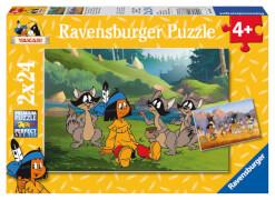 Ravensburger 88737  Puzzle Yakari und seine Freunde 2 x 24 Teile