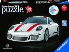 Ravensburger 12528 Puzzle 3D Porsche 911 R 108 Teile
