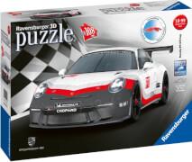 Ravensburger 111473 Puzzle 3D Porsche GT3 Cup 108 Teile