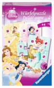 Ravensburger 231744  Disney Princess Würfelpuzzle Mitbringspiel