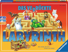 Ravensburger 264469 Das verrückte Labyrinth, Gesellschaftsspiel