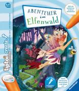 Ravensburger 000241 tiptoi® CREATE Buch Abenteuer im Elfenwald