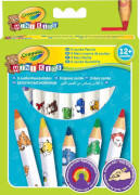 AMIGO 36789 Crayola Mini Kids Buntstifte groß 8 Stück