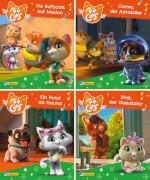 Nelson Mini-Bücher: 44 Cats 1-4