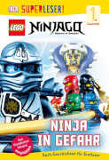 SUPERLESER! LEGO NINJAGO. Ninja in Gefahr