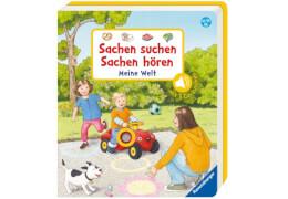 Ravensburger 43733 Bilderbuch: Sachen suchen, Sachen hören - Meine Welt