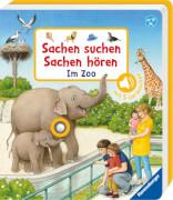 Ravensburger 43803 Sachen suchen, Sachen hören: Zoo