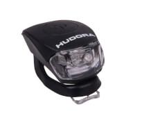 Hudora 85065 - LED Licht Shine, schwarz