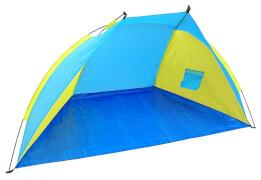Outdoor active Strandmuschel mit UV50+, Fiberglass-Stange
