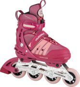 Inline Skates Comfort, strong berry, Gr. 29-34