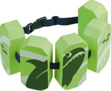 BECO SEALIFE Schwimmgürtel mit 5 Pads, 2 - 6 Jahre, grün