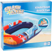 Splash & Fun Kinderboot Beach Fun, 95 x 60 cm