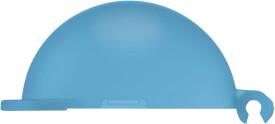 SIGG Kids Dust Cap Blue Transparent