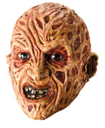 Freddy 3/4 Vinylmaske - Adult