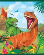 Dinosaurier Geschenktüte 8 Stück