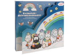 NICI Adventskalender Theodor & Friends Kosmetik 2019