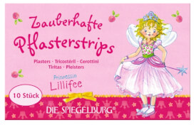 Pflasterstrips Prinzessin Lillifee