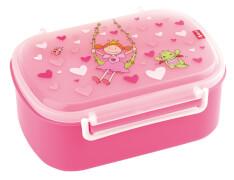 Sigikid 24472 Brotzeitbox Pinky Queeny, ab 3 Jahre