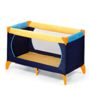 Hauck Reisebett Dream'n Play, yellow, blue